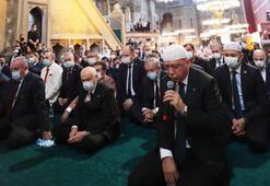 TBMM Başkanı Mustafa Şentoptan Ayasofya Camii paylaşımı
