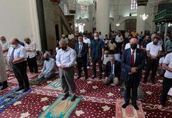 KKTC'de Ayasofya için mevlit ve dua okundu