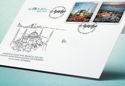 Ayasofya Camii, kişiye özel pullarla ölümsüzleşiyor