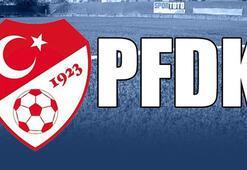PFDKdan Beşiktaş ve Galatasaraya ihtar cezası