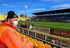 İtalyada seyircili maç için tarih belli oldu