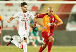 Antalyaspor - Galatasaray: 2-2