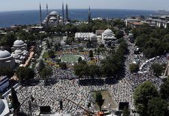 Son dakika haberi... Sözcü Kalından Ayasofya açıklaması: 24 Temmuz bir milat olarak anılacak