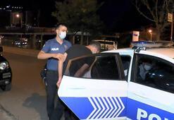 Maltepede polise silahlı saldırı: 10 kişi gözaltına alındı