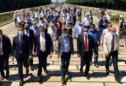 Anıtkabir'e Lozan ziyareti tartışması