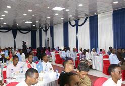 Somalide Ayasofya-i Kebir Cami-i Şerifi açılışı için tebrik programı