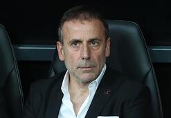 Trabzonspordan Abdullah Avcı ile sürpriz görüşme