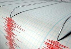 Son dakika Bingölde 4 büyüklüğünde deprem meydana geldi