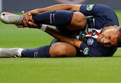 PSG duyurdu Mbappeden kötü haber
