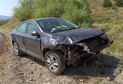 Tuncelide 2 kazada 8 kişi yaralandı