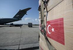 Türkiyeden Cezayire tıbbi ekipman yardımı