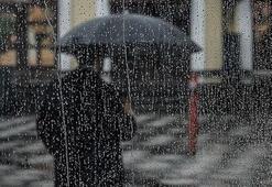 Meteoroloji il il sayarak uyardı Sağanak yağış geliyor