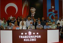 Trabzonsporda 25 yıllık üyelere belge