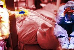 Son dakika... ABDde corona virüsün yuvası değişti New Yorku geçti...