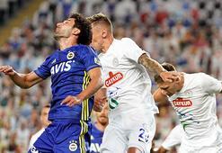 Fenerbahçe - Çaykur Rizespor maçından kareler