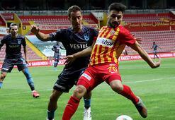 Kayserispor - Trabzonspor: 1-2