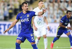 Fenerbahçede Emre Belözoğlu golle veda etti