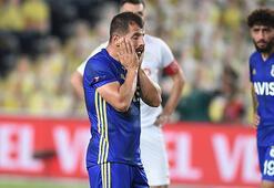 Emre Belözoğlu son maçında sinirlendi Teknik heyete...
