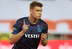 Son dakika - Süper Ligin gol kralı Alexander Sörloth oldu