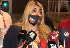 Berna Gözbaşı: Hakem şiddetine dur demek lazım