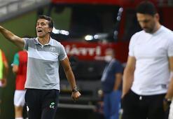 Konyaspor Teknik Direktörü Bülent Korkmaz:  Oyun konsantrasyonunu kaybedincemaçı kaybettik
