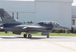 F-16'ların ömrü uzatılıyor