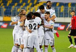 Beşiktaş'ta hedef tamamlandı