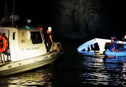 Heybeliadada batan teknenin kaptanı serbest bırakıldı