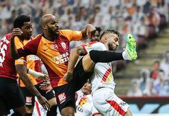 Galatasarayın en istikrarlısı Marcao