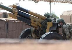 Son dakika... Barış Pınarı bölgesinde sıcak çatışma 3 PKKlı etkisiz hale getirildi