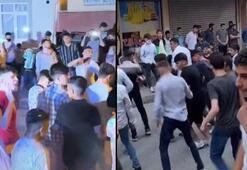 Bağcılarda şok eden manzara Koronaya selam partiye devam