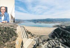 Gördes Barajı'ndan 1 milyon kişiye su