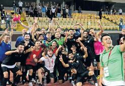 Somaspor şampiyonluk aşkına