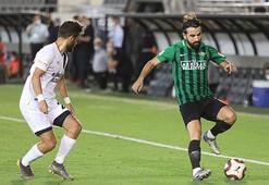 Akhisarspor - Fatih Karagümrük: 0-1