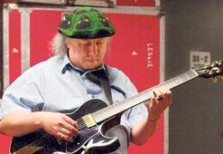 Gitarın 'Yeşil Tanrı'sı