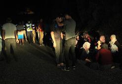 Cenaze dönüşü feci kaza 3 kardeş hayatını kaybetti