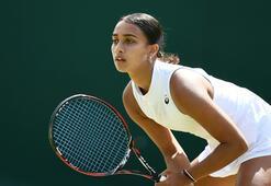 İngilterenin ünlü kadın tenisçisi Eden Silva, Serena Williams'ın izinden gidiyor