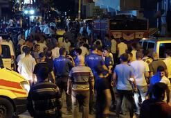 'Kız kaçma' kavgasında sokak savaş alanına döndü