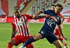 Amilton, Antalyasporda en fazla forma giyen oyuncu oldu