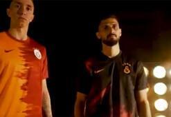İşte Galatasarayın yeni sezon iç saha ve deplasman formaları...