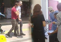 Kocaelide maske takmasını isteyen mağaza müdürünü dövdü