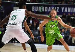 TOFAŞtan ayrılan ABDli basketbolcu Matt Lojeski, AEK ile anlaştı