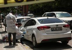 Sultangazide polis aracına çarpıp kaçtılar