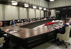 Son dakika... Cumhurbaşkanlığı Kabinesi Beştepede toplandı