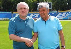 Son dakika haberler - Mircea Lucescu, Dinamo Kievden istifa etti