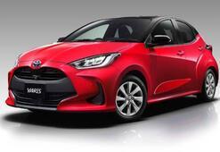 Yeni Toyota Yaris Türkiye'ye geliyor