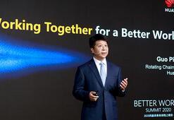 Huawei CEOsu Guo Ping: Pandemi, yaşama ve çalışma kültürümüzü şekillendirdi
