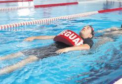 Denizli'de güvenli havuz keyfi