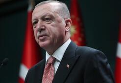 Cumhurbaşkanı Erdoğandan Ayasofya açıklaması