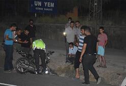Gece yarısı çok feci kaza 2 kişi hayatını kaybetti